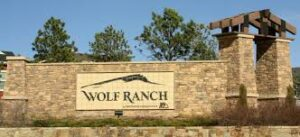 Wolf Ranch Colorado Springs listing a home